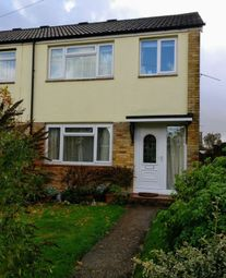 Thumbnail 3 bed semi-detached house for sale in Ferrybridge Green, Hedge End, Southampton