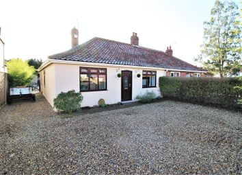 Thumbnail 4 bed bungalow for sale in Harlington Avenue, Hellesdon, Norwich