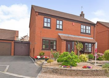 Thumbnail 3 bed detached house for sale in Forsyth Close, Loughborough