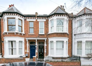 Thumbnail 4 bedroom flat for sale in Stormont Road, London