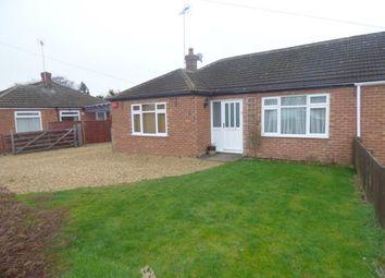 Thumbnail 2 bed bungalow for sale in Shipley Road, Newport Pagnell, Milton Keynes, Bucks