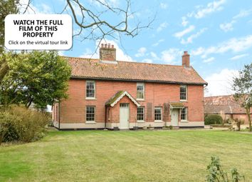 Thumbnail 6 bed farmhouse for sale in Reymerston, Norwich