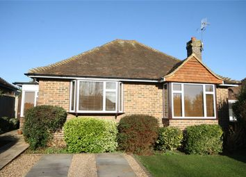 Thumbnail 2 bed detached bungalow for sale in Pembury Grove, Bexhill-On-Sea