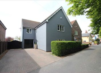 Thumbnail 4 bed detached house for sale in The Green, The Street, Little Clacton