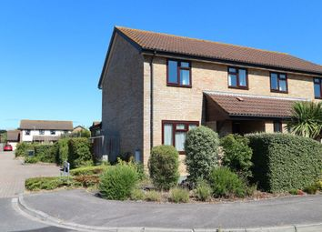 Thumbnail 3 bed property to rent in Trefoil Way, Highcliffe, Christchurch