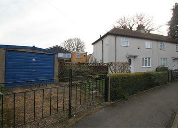 2 bed semi-detached house for sale in School Road, Harmondsworth, West Drayton, Middlesex UB7