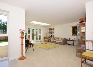 Thumbnail 4 bedroom link-detached house for sale in Trinity Drive, Folkestone, Kent