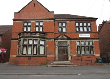 Thumbnail 1 bed flat to rent in Brunswick Park Road, Wednesbury