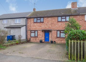 Thumbnail 3 bed terraced house for sale in Old Mill Avenue, Warboys, Huntingdon