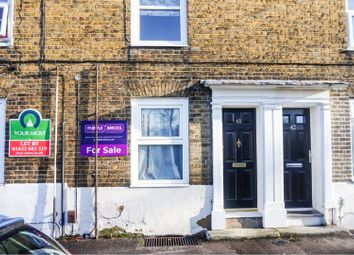 Thumbnail 1 bed maisonette for sale in Sandling Road, Maidstone