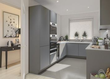 Thumbnail 4 bedroom town house for sale in Peartree Way, Greenwich