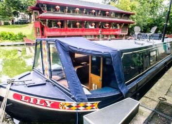 1 bed houseboat for sale in Houseboat Lily, Cumberland Basin, Prince Albert Road NW1