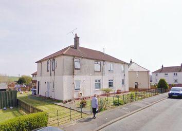 Thumbnail 2 bed flat for sale in 3, Lane Crescent, Drongan, South Ayrshire KA67Ag