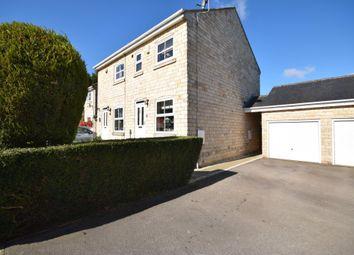 Thumbnail 2 bed semi-detached house for sale in Parlington Villas, Aberford, Leeds