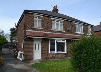 Thumbnail 3 bed semi-detached house for sale in Stanley Avenue, Farington