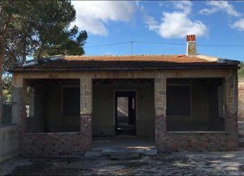 Thumbnail 2 bed villa for sale in Spain, Valencia, Alicante, Monóvar