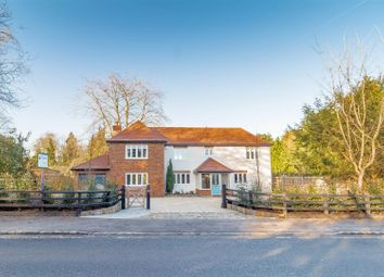 Thumbnail 5 bed detached house for sale in Wargrave Road, Twyford, Reading