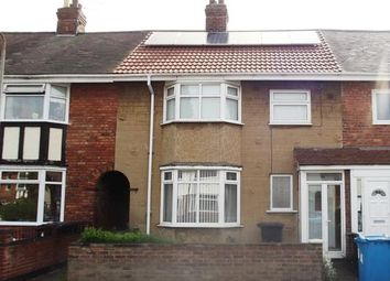 Thumbnail 3 bed terraced house to rent in Eastella Drive, Anlaby, Hull