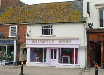 Thumbnail Retail premises for sale in South Street, Bridport