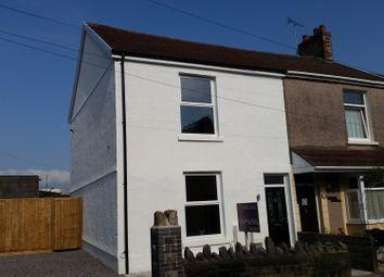 Thumbnail 2 bedroom semi-detached house for sale in 14 Llewelyn Street, Sketty, Swansea