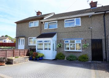 Thumbnail 3 bed terraced house for sale in Flamborough Road, Thurnby Lodge