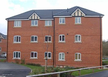 Thumbnail 2 bed flat for sale in Galingale View, Newcastle-Under-Lyme
