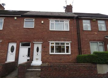 Thumbnail 3 bed terraced house to rent in Dovercourt Road, Norfolk Park, Sheffield