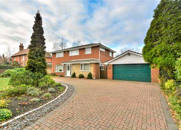 Thumbnail 4 bed detached house for sale in Robin Hood Lane, Winnersh, Wokingham, Berkshire