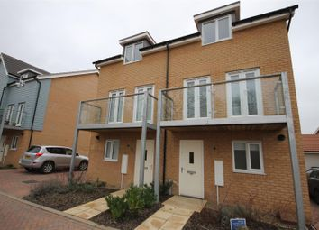Thumbnail 4 bed property to rent in Willowcroft Way, Cringleford, Norwich