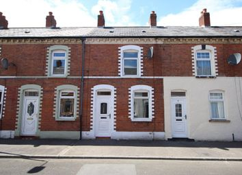 Thumbnail 2 bed terraced house to rent in Bloomfield Street, Belfast