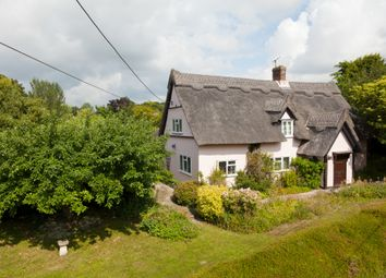 Thumbnail 3 bed detached house for sale in The Street, Poslingford, Sudbury