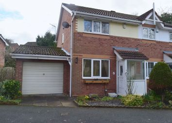 Thumbnail 2 bed semi-detached house for sale in The Glen, Blacon, Chester