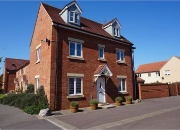 Thumbnail 4 bed link-detached house for sale in Whimbrel Avenue, Portishead