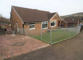 Thumbnail 2 bed semi-detached bungalow for sale in Gateside Gardens, Greenock