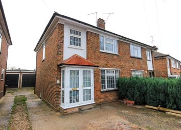 Thumbnail 3 bed semi-detached house for sale in Hawkwood Crescent, London