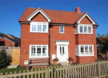 Thumbnail Detached house for sale in Mabry Way, Seaton, Devon