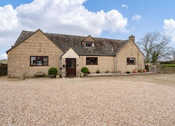 Thumbnail 5 bed detached house for sale in Naunton, Cheltenham