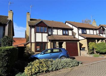 Thumbnail 4 bed detached house for sale in Vicarage Gardens, Leighton Buzzard