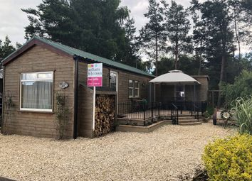 Thumbnail 2 bed lodge for sale in Cliffe Country Lodges, Cliffe Common, Selby
