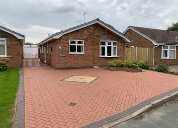 Thumbnail 2 bed detached bungalow for sale in Middlefield, Gnosall, Stafford