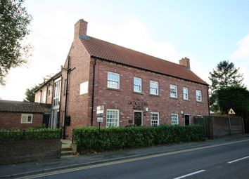 Thumbnail 1 bed block of flats for sale in Flats 3, 4 & 5, Granary Court, Market Place, Bawtry, Doncaster, South Yorkshire
