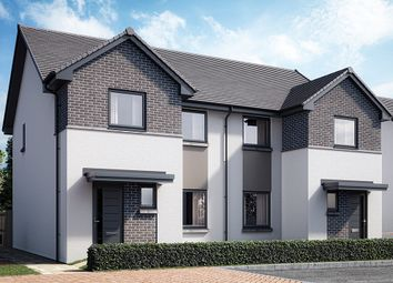 Thumbnail 3 bedroom semi-detached house for sale in Maitland Crescent, St Ninians, Stirling
