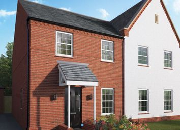 Thumbnail 3 bed detached house for sale in Off The A428, Houlton, Rugby