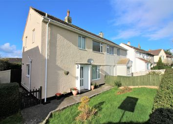 Thumbnail 3 bedroom semi-detached house for sale in West Malling Avenue, Plymouth