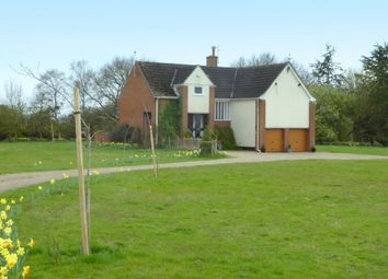 Thumbnail 3 bed detached house for sale in Dunwich Road, Westleton, Saxmundham