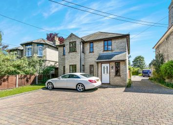 Thumbnail 4 bedroom detached house to rent in Bures Road, Great Cornard, Sudbury