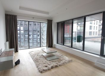 Thumbnail 1 bed flat to rent in Lyell Street, London City Island