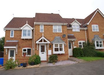 Thumbnail 2 bed town house to rent in Franklin Close, Stapenhill, Burton-On-Trent, Staffordshire
