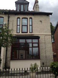 Thumbnail 5 bed terraced house to rent in Manor House Road, Jesmond, Newcastle Upon Tyne