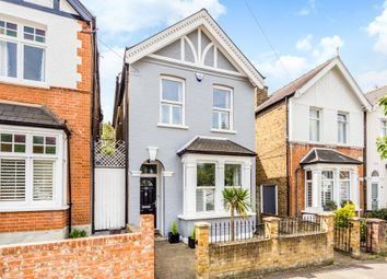 Thumbnail 5 bed detached house for sale in Clevedon Road, Kingston Upon Thames